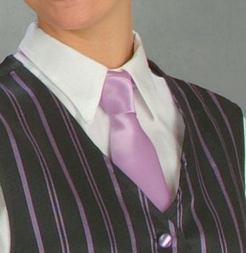 Cravatta giovane in lurex